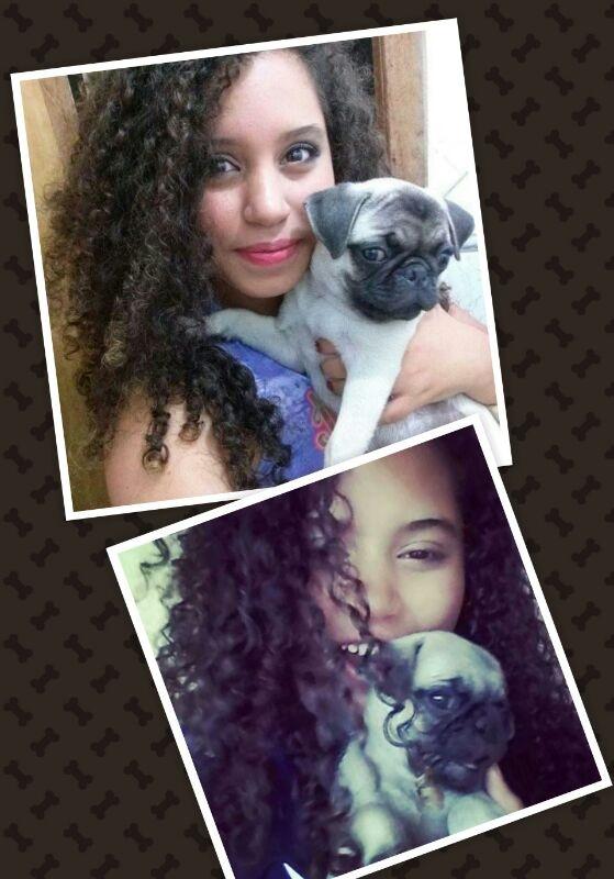 Laura com filhote Fred – Belo Horizonte/MG