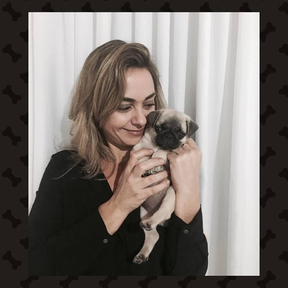 Tatiana e o filhote Aurora – Salvador/BA